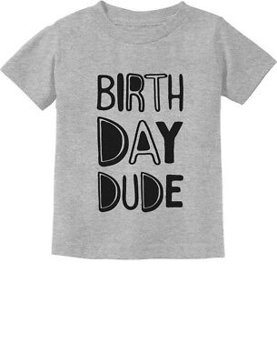 Gift For Birthday Boy - Birthday Dude Party Toddler Kids T-S