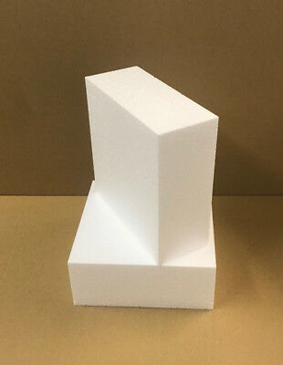 5 EXPANDED POLYSTYRENE PIECES LD GRADE 255 X 195 X 55MM
