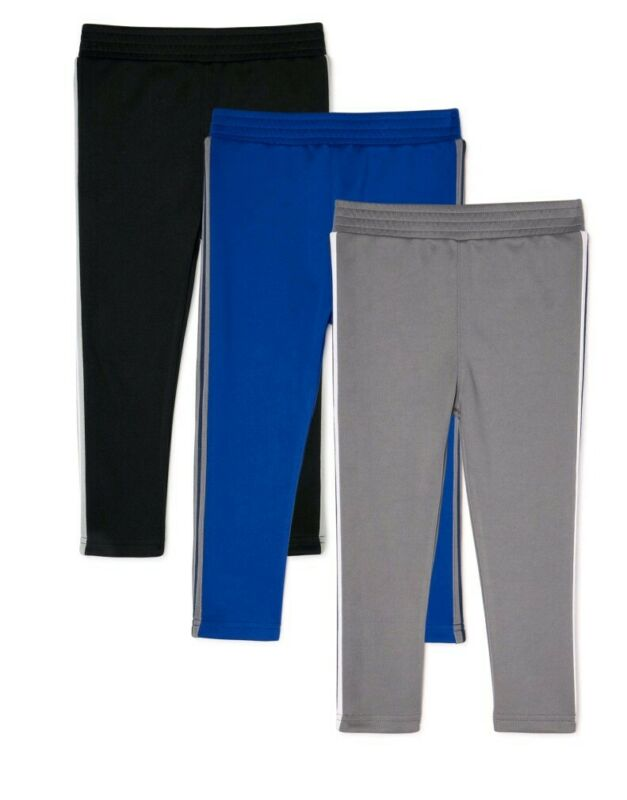 NWT Baby Boy Taped Sweatpants 3-Pack Size 12months