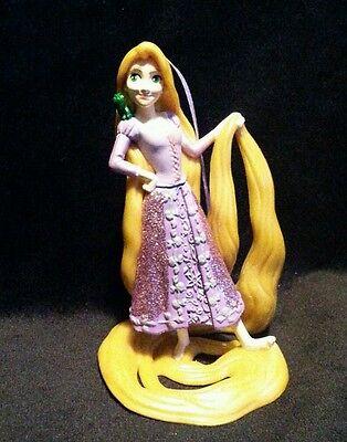 Disney Princess Rapunzel & Pascal Tangled Christmas Ornament PVC