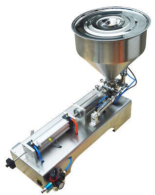 Techtongda Paste Liquid Lotion Filling Machine Piston Bottle Pack Seal 300ml