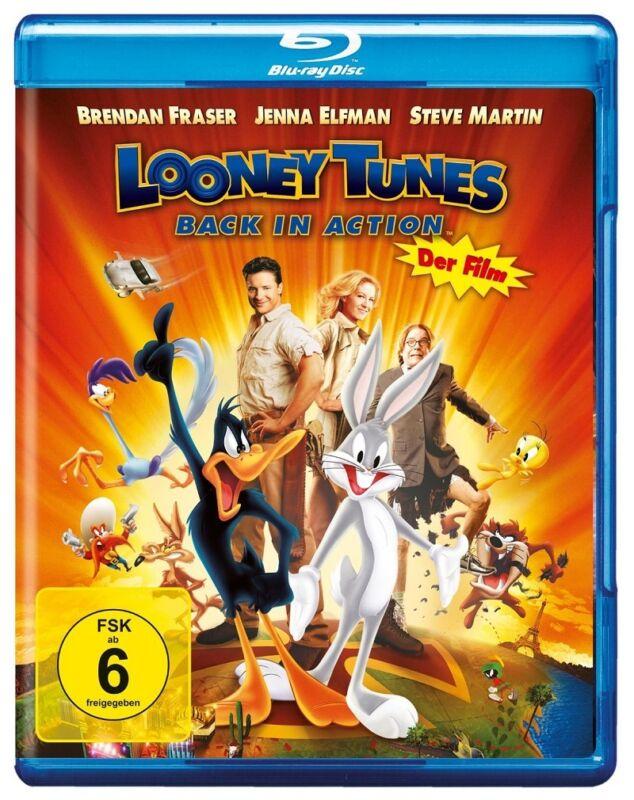 Blu-ray * Looney Tunes - Back in Action - Der Film * NEU OVP