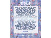 Shambala festival and coach package ticket from London (am coach)