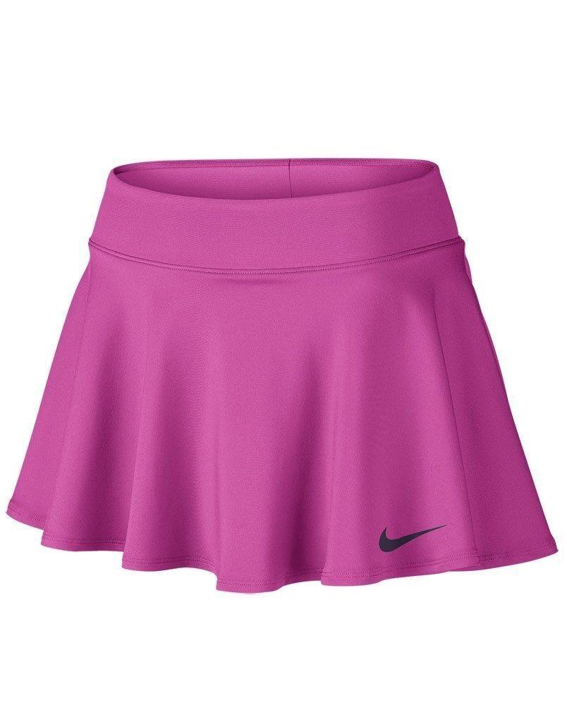 Nike 728775 Women's $55 Baseline Knit Tennis Skirt Running S