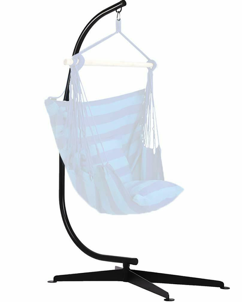 Hammock  Stand Accessory Construction For Hanging Air Porch Swing Chair R2H4