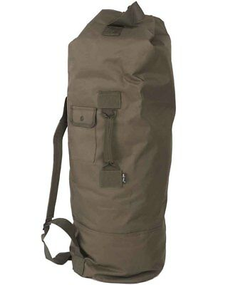 US Seesack m.Doppelgurt pes, Camping, Outdoor, Military