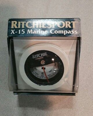 Ritchie X-21WW Dash Mount Compass #X-21WW