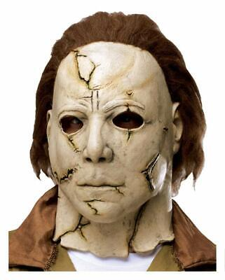 Michael Myers Mask Premium Authentic Halloween Mask Wig New