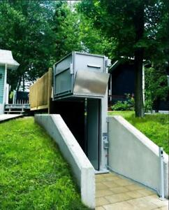 NEW Vertical Platform Lift | TAX FREE | Get an Additional 200$ Discount| 1-844-92-PRIVA