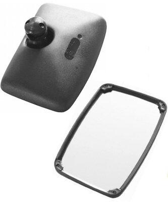 Rückspiegel Außenspiegel Spiegel Traktor LKW Bagger Landmaschinen 240x160 mm