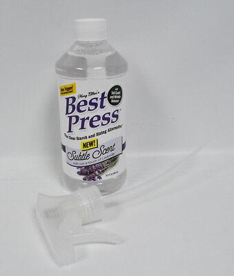 Best Press Spray Starch Subtle Scent