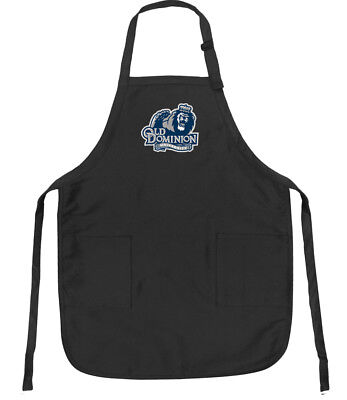 TAILGATING IDEAS ODU Apron OLD DOMINION MONARCHS Apron BBQ GRILLING BAKING CRAFT