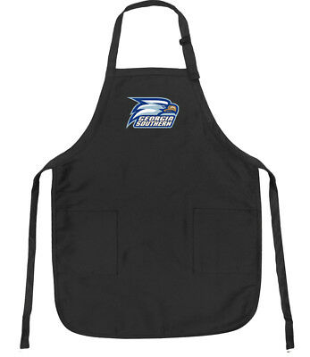 TAILGATING IDEAS Georgia Southern University Apron GSU EAGLES Apron BBQ GRILLING