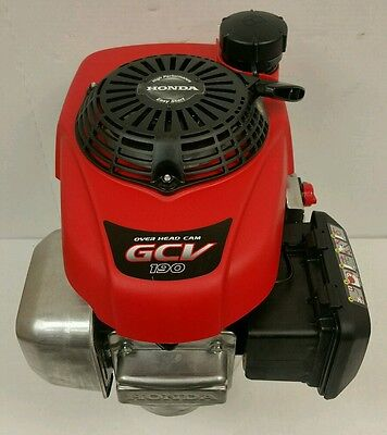 Gcv190 X1 Honda 6Hp Over Head Cam Motor 7 8  X 1 7 8  Vertical Shaft Engine