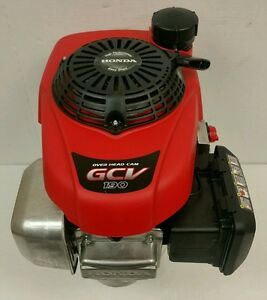 GCV190 X1 Honda 6hp Over Head Cam Motor 7/8