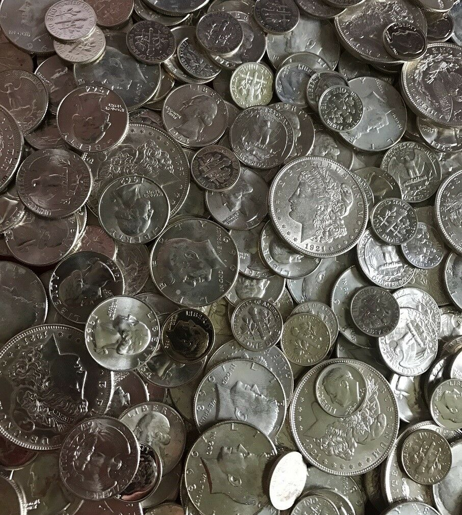 ✯ Old U.S. SILVER Proof & Uncirculated Coin Lots ✯ Estate Sale Bullion Currency✯