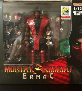 NEW STORM COLLECTIBLES MORTAL KOMBAT ERMAC SDCC 2018 COMIC CON EXCLUSIVE