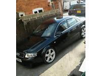Audi a4 tdi black