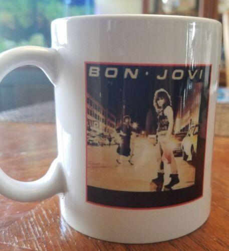 Bon Jovi coffee cup