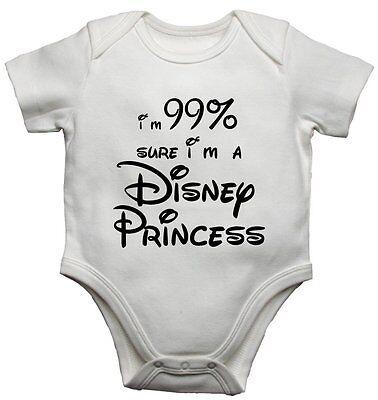 Im 99% Sicherer I'm A Disney Prinzessin Mädchen - Baby Disney Prinzessinnen