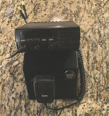 Used Bendix King Bk Radio Gmh5992x Vhf 136-174mhz With Floor Mount