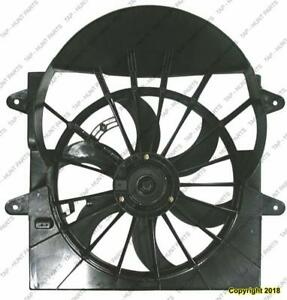 Cooling Fan Assembly V6 Jeep Grand Cherokee 2005-2007