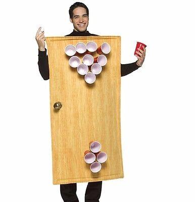 RASTA IMPOSTA BEER PONG BEIRUT COMICAL ADULT HALLOWEEN COSTUME MEN SIZE - Beer Pong Costumes Halloween