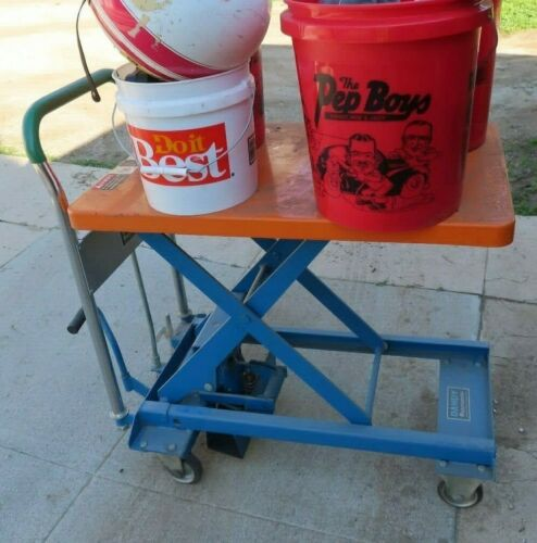 push hydraulic cart nice clean high quality hanaoka dandy southworth