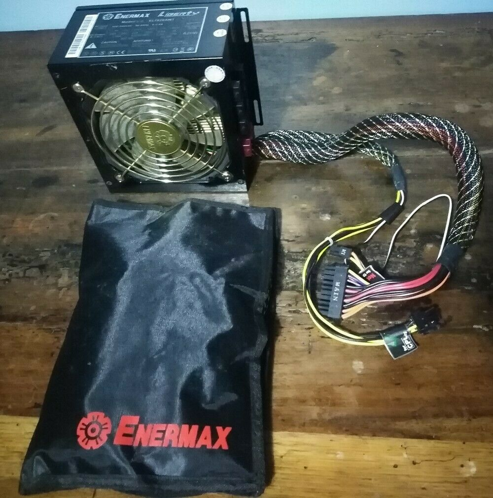Alimentation pc atx enermax 620w