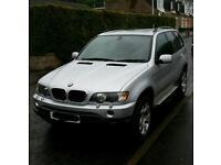 Bmw x5 2001 3l petrol