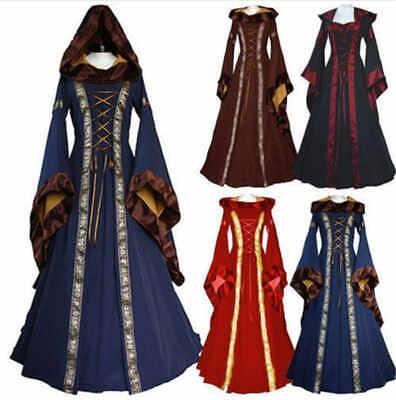 746| Renaissance femmes Costume médiéval jeune fille fantaisie - Kostüm Medievale Femme