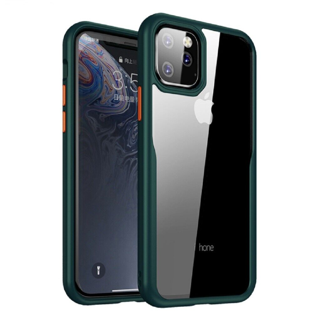 For iPhone 11 / 11 Pro / 11 Pro Max Case TIKA Clear Rug Shockproof Cover US Cases, Covers & Skins