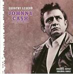 cd - Johnny Cash - Country Legend