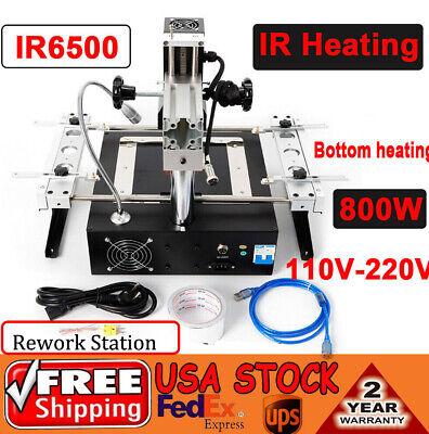 Infrared Bga Soldering Rework Station Reballing Machine For Xbox 360 Ps3 Useu