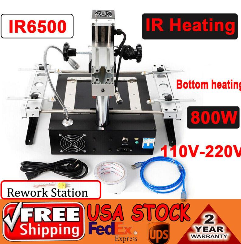 IR6500 BGA Infrared Rework Station Xbox360 Welding Soldering Desoldering EU US