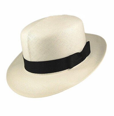 Panama Storage - Olney Rollable Panama Hat with Storage Tube