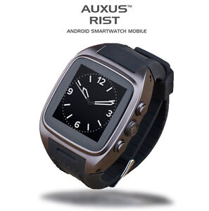 Auxus-RIST-SMARTWATCH-MOBILE-3G-SIM-GPS-CAMERA-ANDROID-WATERPROOF-iberry