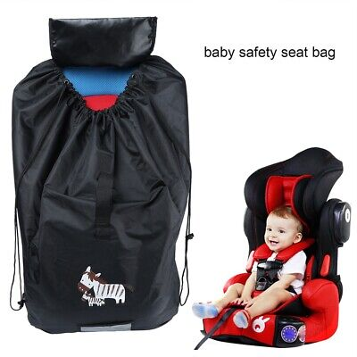 Stroller Travel Bag For Airplane Gate Check Dust Bags With Adjustable Lock 2U