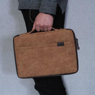 "Laptop Case Hand Bag Grey For 11.6 13.3 14 15.6"" Lenovo Yoga IdeaPad ThinkPad"