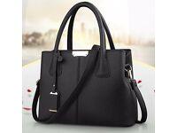 Brand New Leather Designer Shoulderbag and Handbag