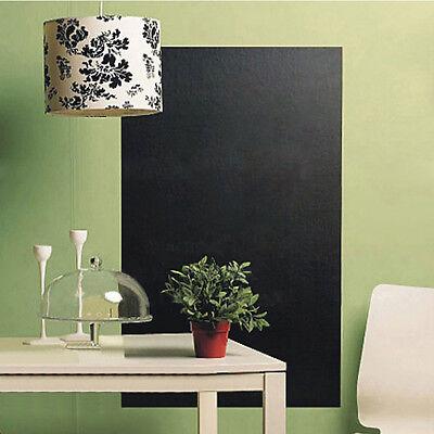 Removable Chalk Board Blackboard Vinyl Wall Sticker Decal Chalkboard 200 X Ew