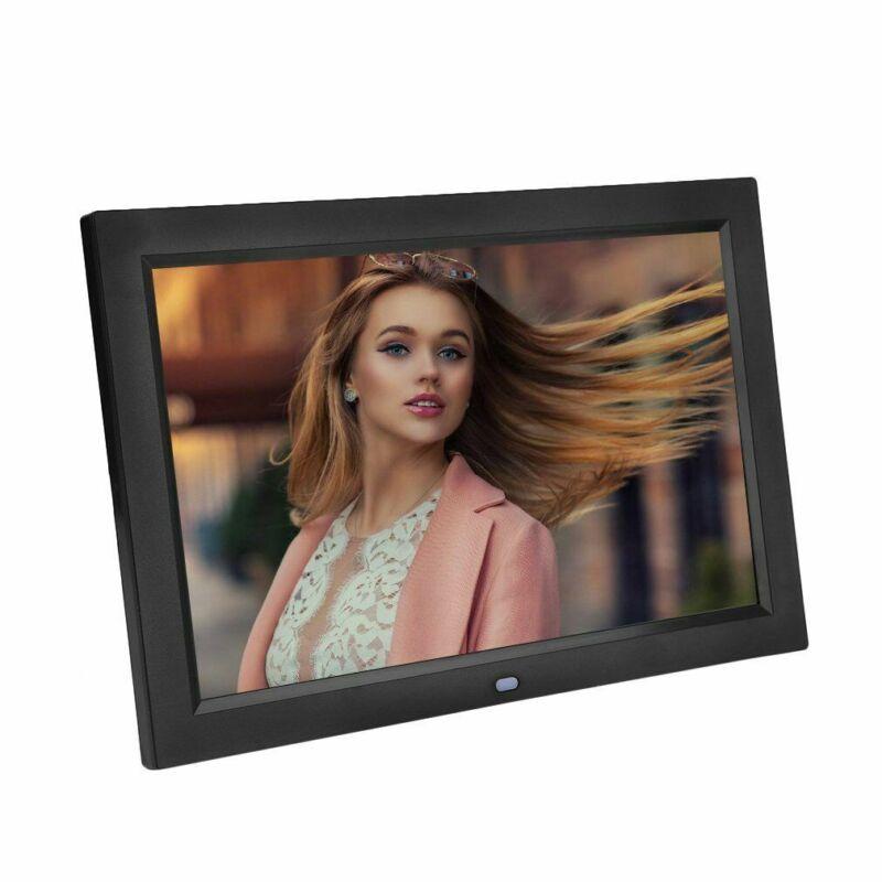 "10""/12""/15""HD Digital Photo Frame Picture Album Movie Player W/ Remote Control"