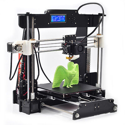 Prusa i3 Komplettpaket als Bausatz 3D Drucker, 220V Creator 3D Printer 2017 ANG