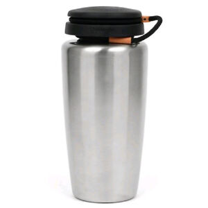 Guyot designs 32 oz surgical stainless steel backpacker water bottle NEW