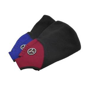 Neoprene Cycling Mask - Red & Blue - Warm Face Protection Trevallyn West Tamar Preview