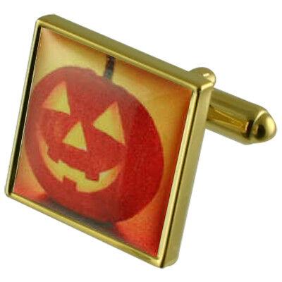 ld Quadrat Manschettenknöpfe Select Gifts Beutel (Halloween Aps)