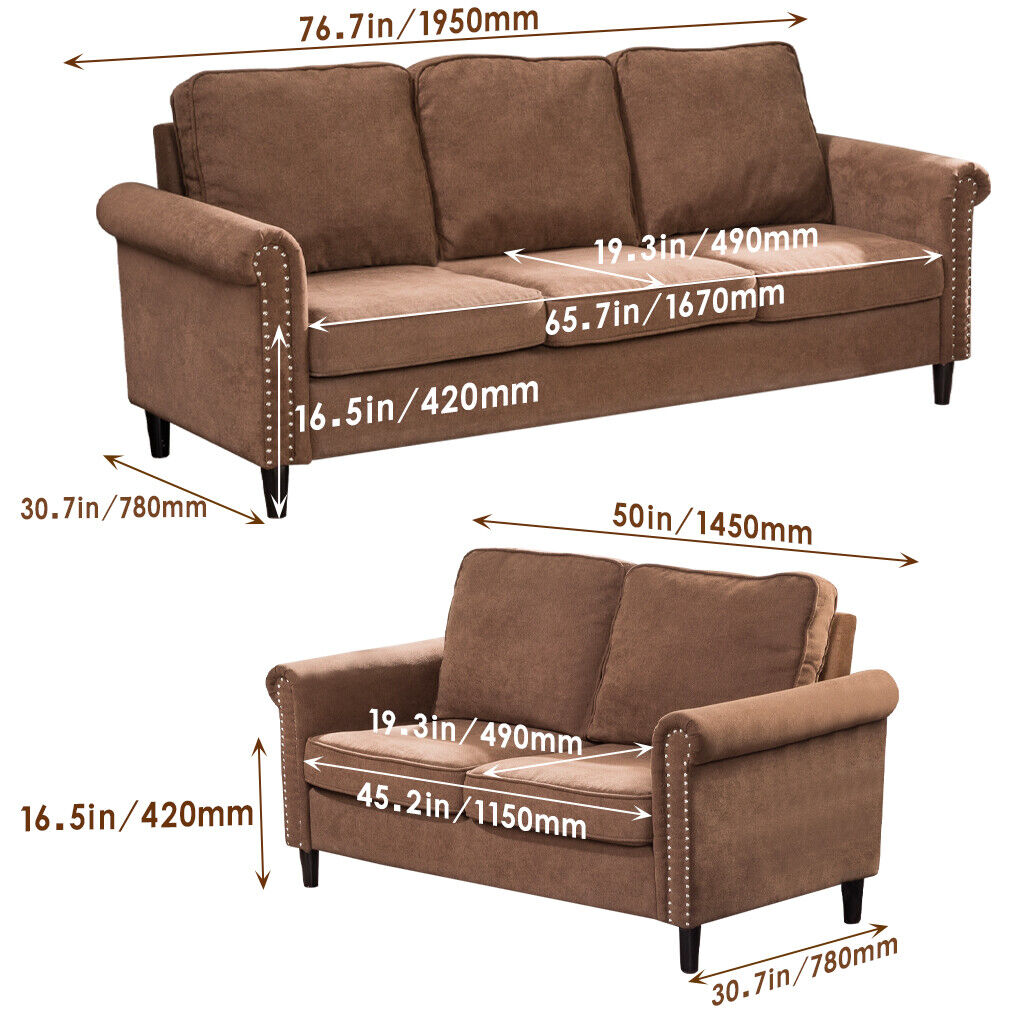 Sofa Set Sectional Sofa for Living Room Modern Sofa Couch and Sofas Contemporary Furniture