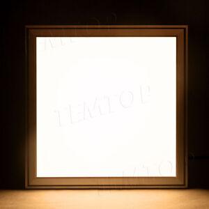 120x30/60x60/60x30/30x30cm LED Panel Deckenleuchte Einbau Leuchte Lampe RGB