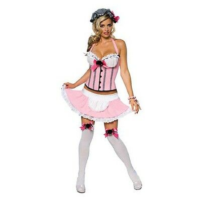 Rubies Costume's Women's NLP Lil' Miss Tuffet Item 888653 Sexy Dress Up Outfit
