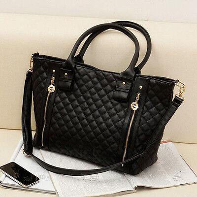 Handbag Shoulder Bag Tote Purse New Fashion PU Leather Women Messenger Hobo  MG